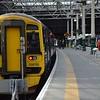 158705 at Edinburgh Waverley , 1236 Edinburgh / Dunblane. Sun 03.09.17