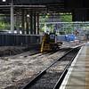 Construction works underway at Edinburgh Waverley. Sun 03.09.17