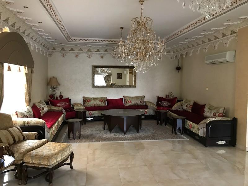 Katarský dům interiér 2