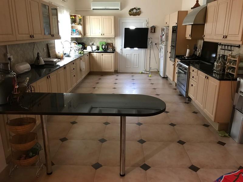 Katarský dům kuchyně