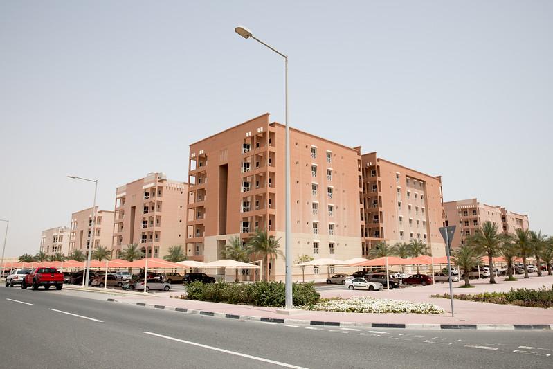 Sídliště v Kataru