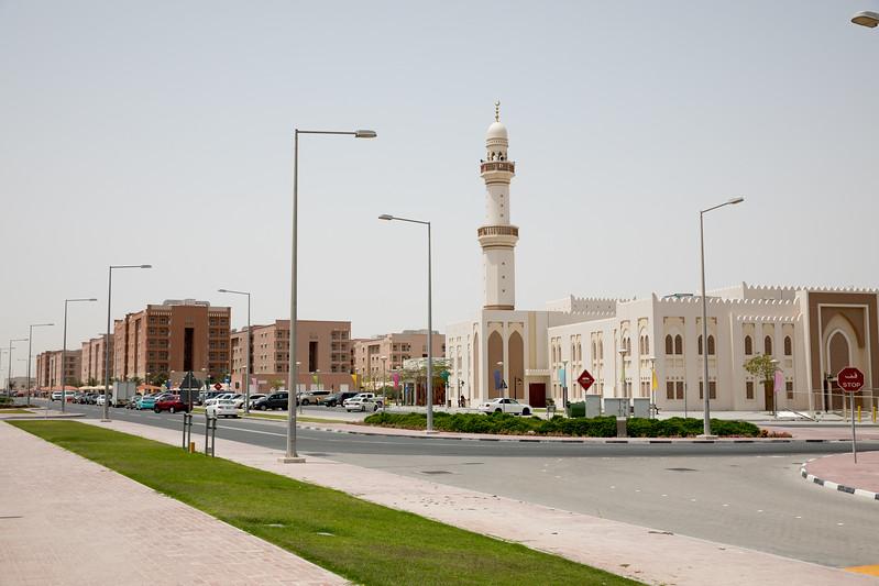 Sídliště mešita