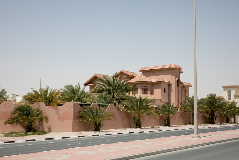 Katarský dům 1