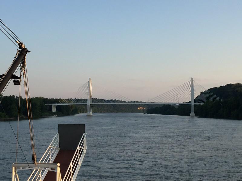 Bridge at Mason, W VA