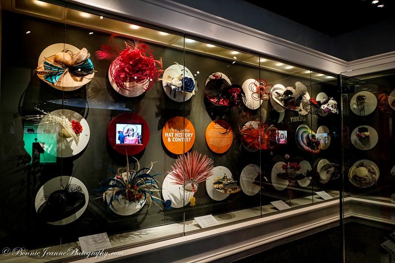 Hat exhibit