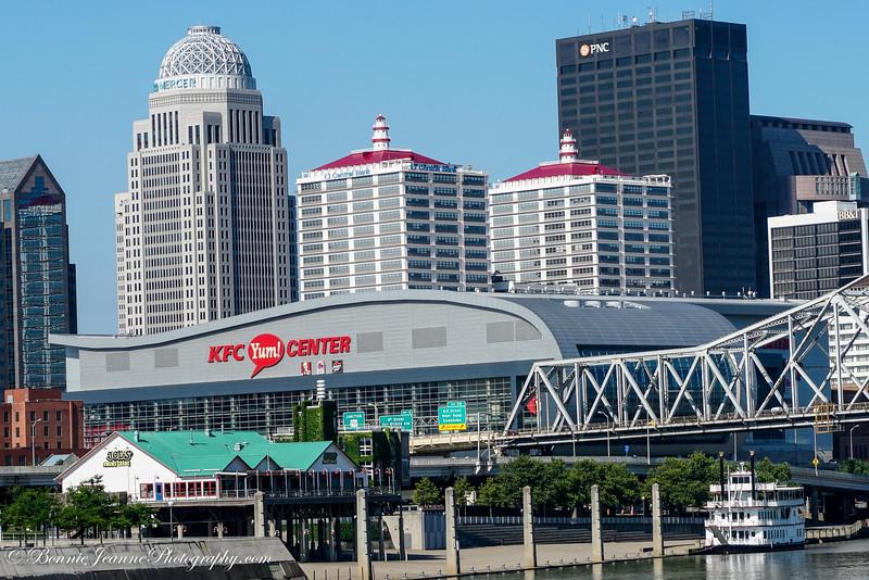 Home of Louisville Cardinals Basketball