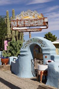 Old Motel, Wendon, AZ