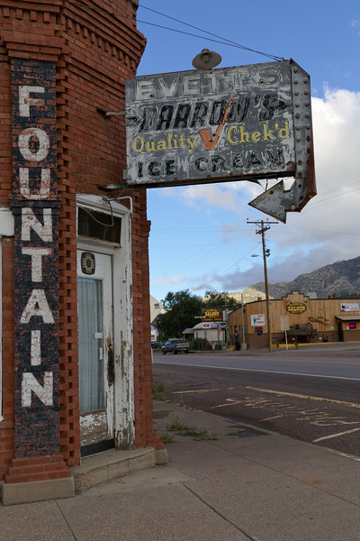 Old Building, Magdalena, NM