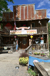 "Proclaimed ""Ghost Town"" - more of a historical collection of junk"