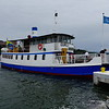 Gurli ferry to the cruise port