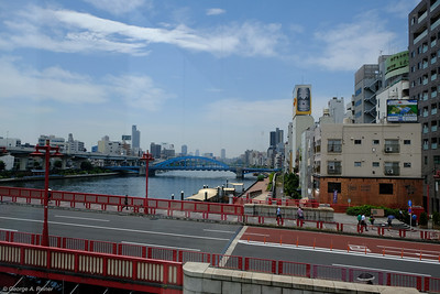 Sumida River looking south