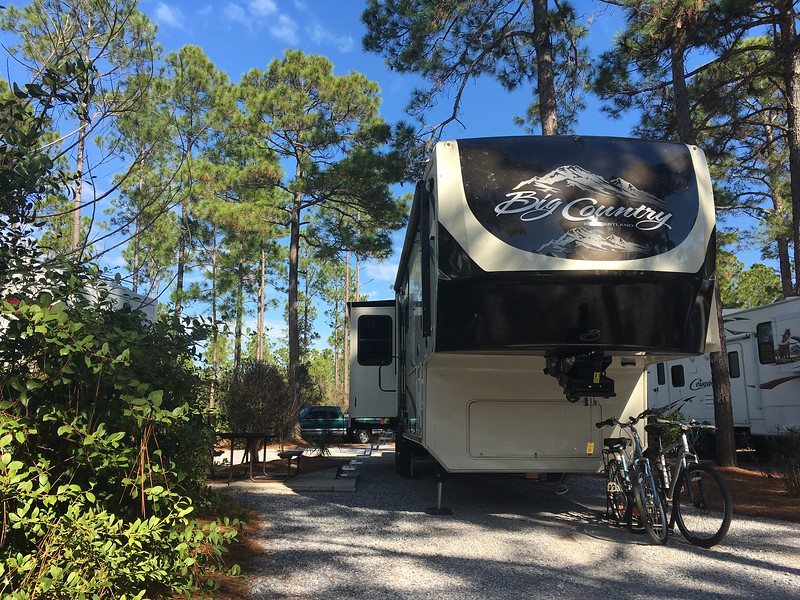 Pineglen RV Park, Panama City Beach, Florida