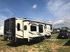 Washington State Fair Campground, Puyallup, Washington