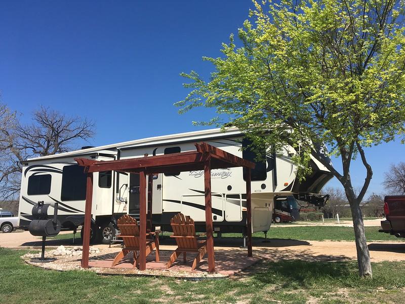Junction North Llano RV Park, Junction, Texas