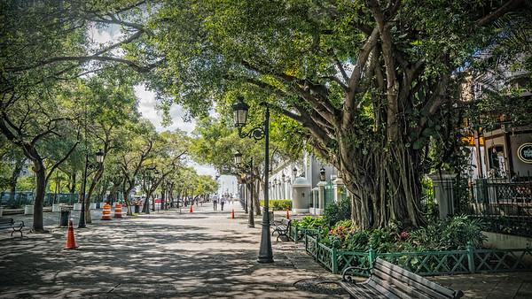 Paseo de la Princesa, San Juan