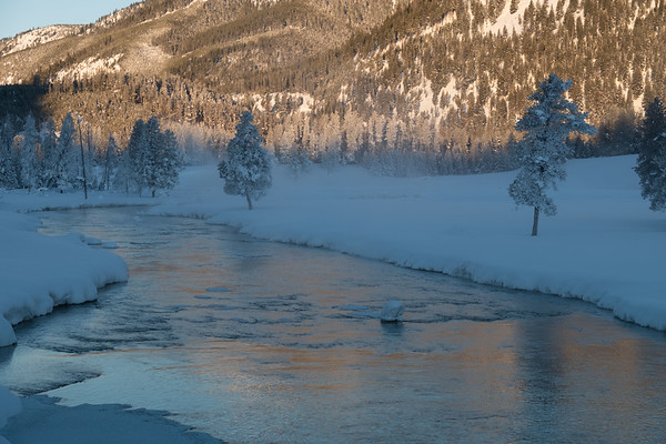 2017 Yellowstone Fire and Ice