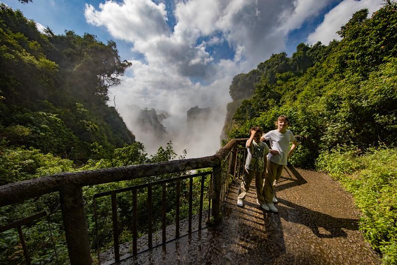 Zimbabwe Martin Jaros Timea Jarosova Victoria Falls
