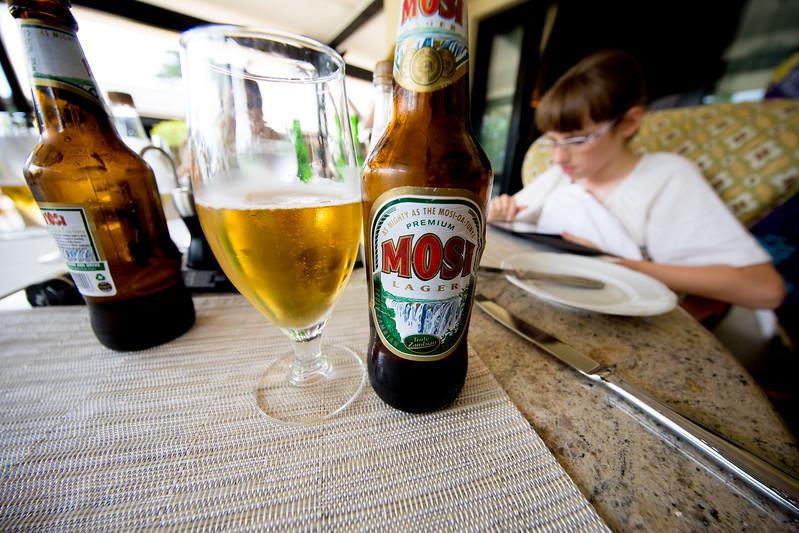 Mosi beer Zambia