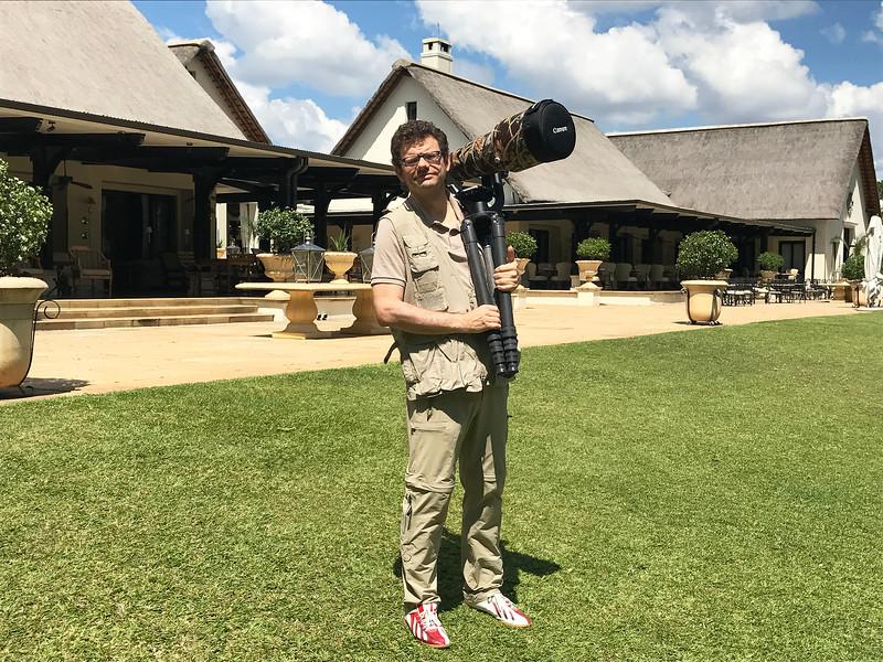 Martin Jaros Africa Zambia Royal Livingstone hotel Canon EF 600