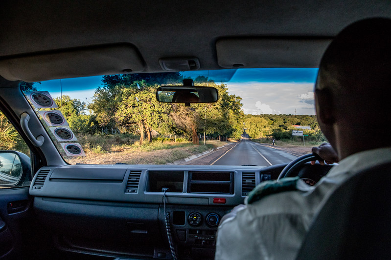 Zambia van Livingstone