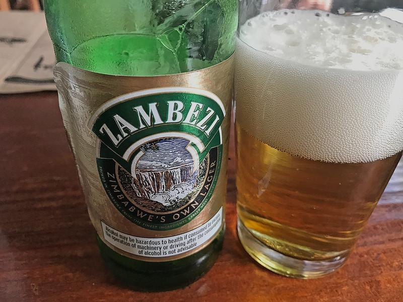 Zambezi beer