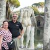 Linda and Barney at Canopo - Adrian's Villa