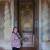 Linda in Villa d'Este