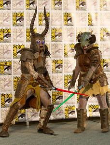 HBO's  Comic-Con Masquerade