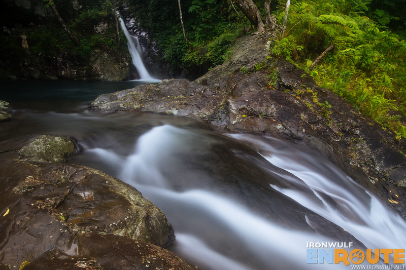 Recoletos Falls
