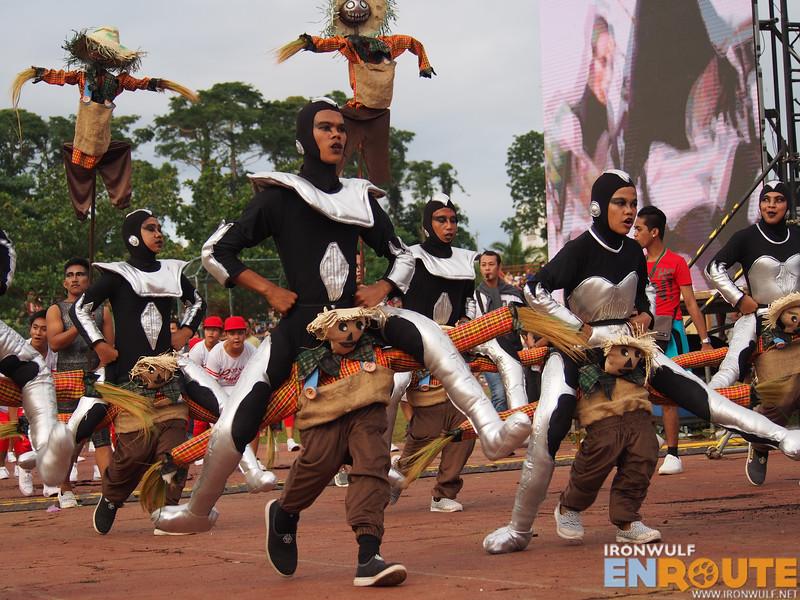 Street dance competition winner from Quirino