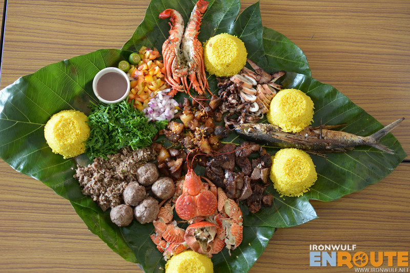 The iconic Ivatan Platter