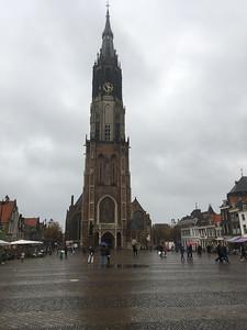 Nieuwe Kerk in Delft.