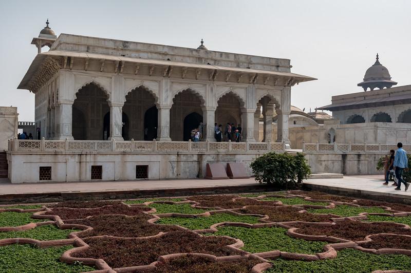 Diwan I Khas - Agra Fort.