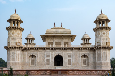 Itmad-ud-Dauluh, aka the Baby Taj.