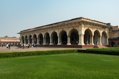 Diwan I Aam - Agra Fort.