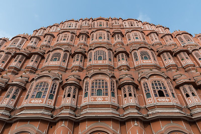 Hawa Mahal - Palace of Winds - Jaipur