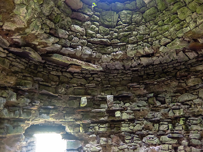 The dovecot at Kilcooley Abbey, mainly used as poultry for the hospital services provided by the abbey (the monks did not eat meat.)