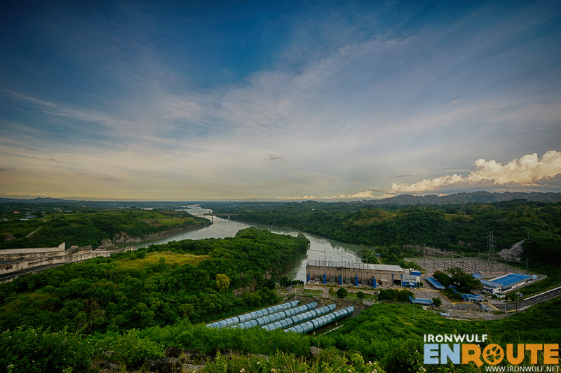 The Magat Hydroelectric Power Plant produces at least 360 megawatts of power