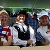 Springfield 4th of July Parade - with sisters Jean and Karen