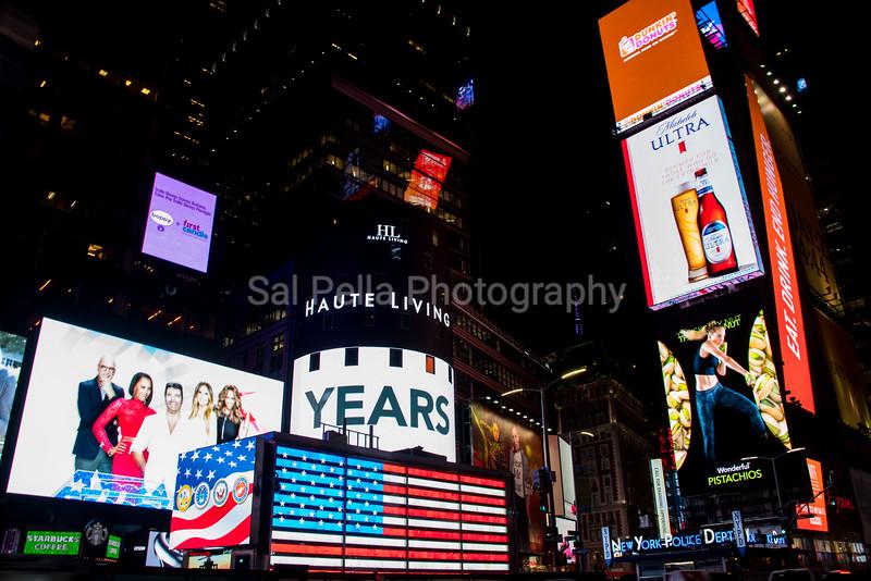 New York City September 2017