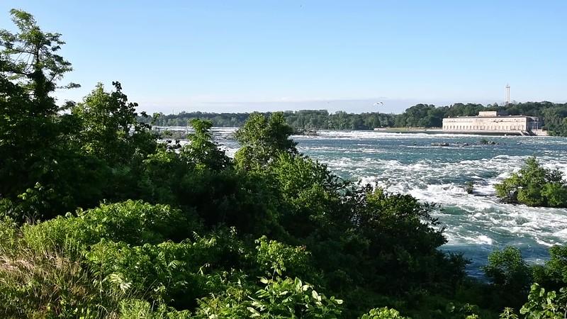 Niagara's Horshoe Falls.