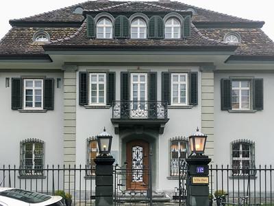 Villa Hatt - an ETH guest house in Zurich.