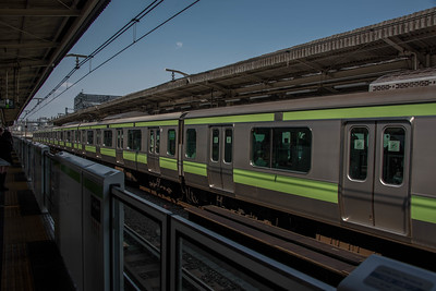 Spotless trains