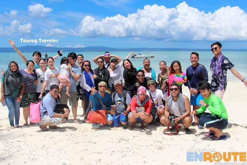 Fun with this bunch (Photo by Tausug Traveler)