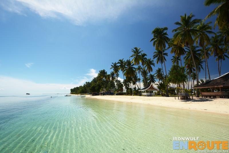 Pristine paradise in Tawi-tawi