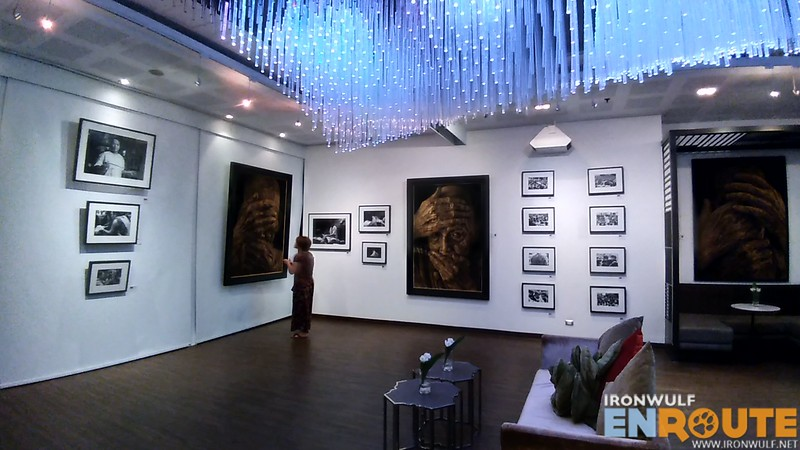 Inside the SGallery at Sofitel Bangkok Sukhumvit