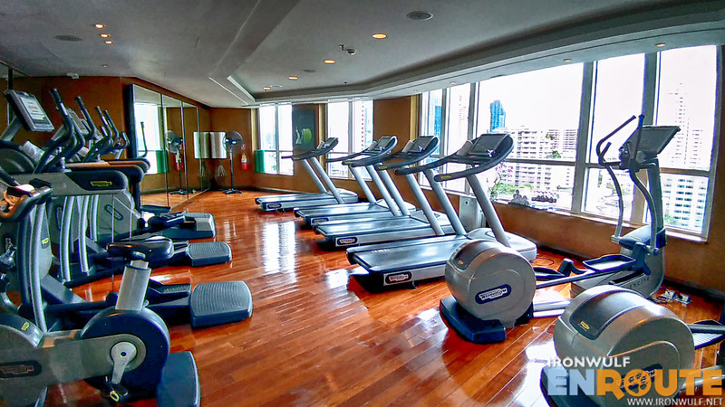 Cardio area at the SOFit gym
