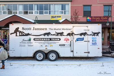 "Scott Janssen ""The Mushin' Mortician"""