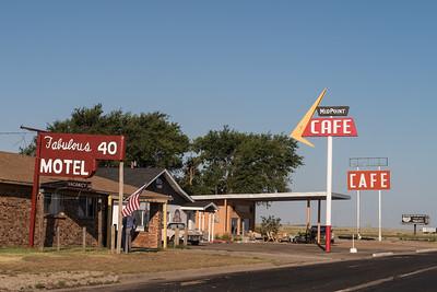 Route 66 Road Trip - Day 5: Amarillo -> Albuquerque