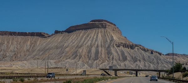 Route 66 Road Trip - Day 14: Grand Junction, CO -> Golden, CO